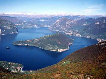 Cosa vedere sul Lago d'Iseo   Località turistiche   Itinerario tra ...